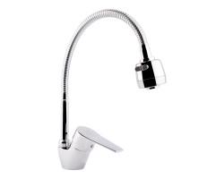 Змішувач для кухні з рефлекторним виливом Lidz (CRM)-20 38 007 04