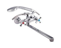 Змішувач для ванни Lidz (CRM) 75 21 140 New
