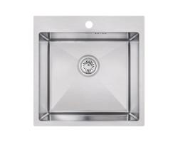 Кухонна мийка Imperial Handmade D5050 2.7/1.0 мм (IMPD5050H10)