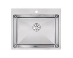 Кухонна мийка Imperial Handmade D6050 2.7/1.0 мм (IMPD6050H10)