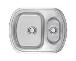 Кухонна мийка ULA 7703 U Satin (ULA7703SAT08)