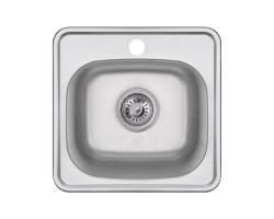 Кухонна мийка Imperial 3838 Satin (IMP383806SAT)