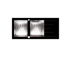 Кухонна мийка Apell Pura PU1162IRBC Brushed
