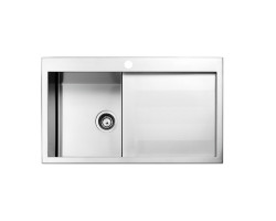 Кухонна мийка Apell Amalthea SQ861IRSC Satin