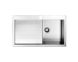 Кухонна мийка Apell Amalthea SQ861ILSC Satin