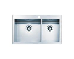 Кухонна мийка Apell Amalthea SQ4530ISC Satin