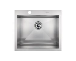 Кухонна мийка Apell Amalthea SQ50ISC Satin