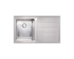 Кухонна мийка Apell Linear Plus LNP861FRBC Brushed