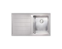Кухонна мийка Apell Linear Plus LNP861FLBC Brushed