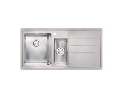 Кухонна мийка Apell Linear Plus LNP1002FRBC Brushed