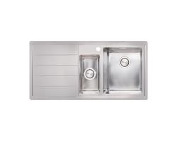 Кухонна мийка Apell Linear Plus LNP1002FLBC Brushed