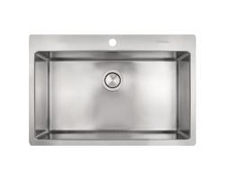 Кухонна мийка Apell Linear Plus LNP77FBC Brushed