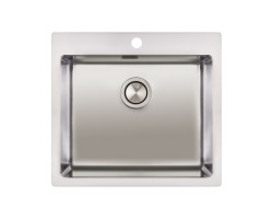 Кухонна мийка Apell Linear Plus LNP50FBC Brushed