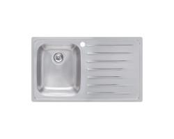 Кухонна мийка Apell Torino TO861IRBC Brushed