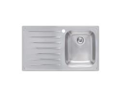 Кухонна мийка Apell Torino TO861ILBC Brushed