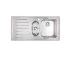 Кухонна мийка Apell Torino TO1002ILBC Brushed