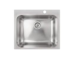Кухонна мийка Apell Torino TOG571IBC Brushed