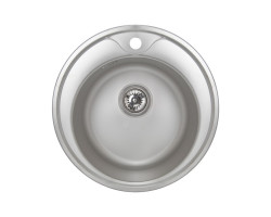 Кухонна мийка Apell Circum CIVIFRIAC Satin