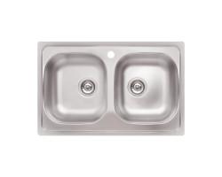 Кухонна мийка Apell Oceano OH792IPC Satin