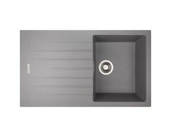 Кухонна мийка Apell Pietra Plus PTPL861AL Alluminium