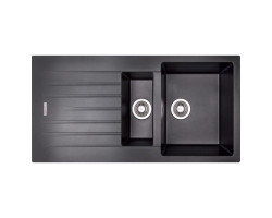 Кухонна мийка Apell Pietra Plus PTPL1002GB Black granit