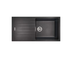 Кухонна мийка Apell Pietra Plus PTPL1001GB Black granit