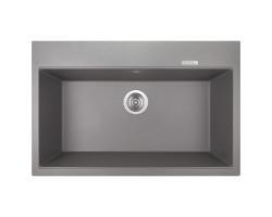 Кухонна мийка Apell Pietra Plus PTPL780GG Grey granit
