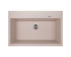 Кухонна мийка Apell Pietra Plus PTPL780GO Oats granit