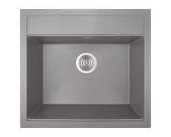 Кухонна мийка Apell Pietra Plus PTPL560GG Grey granit