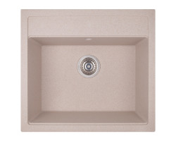 Кухонна мийка Apell Pietra Plus PTPL560GO Oats granit
