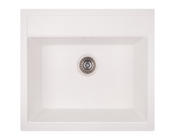 Кухонна мийка Apell Pietra Plus PTPL560GW Total white