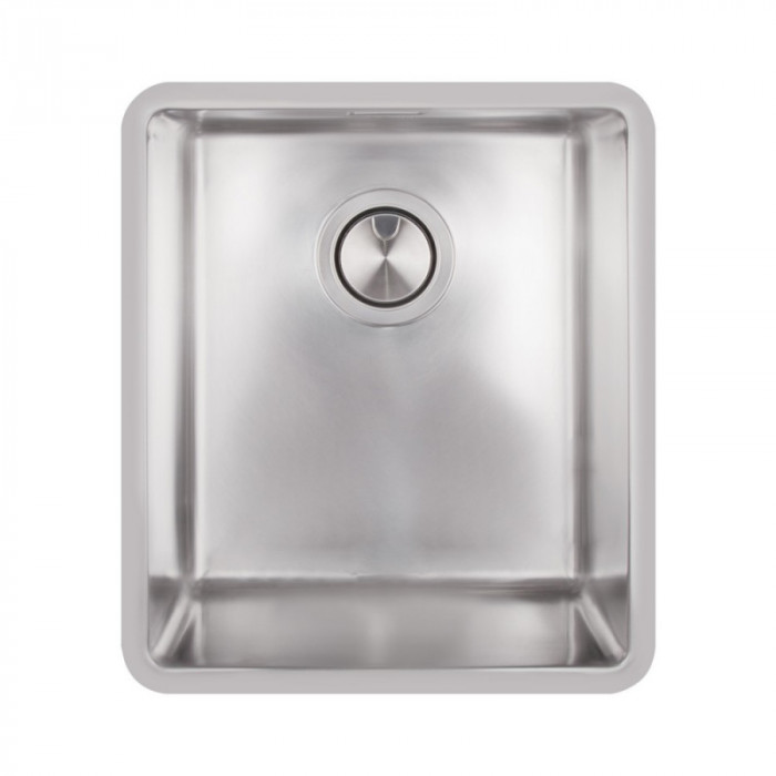 Кухонна мийка Apell Ferrara Plus FEM34UBC Brushed