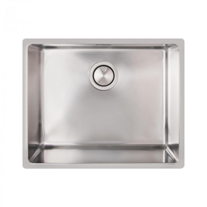 Кухонна мийка Apell Ferrara Plus FEM50UBC Brushed