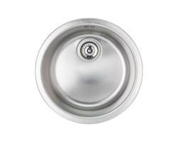 Кухонна мийка Apell Ferrara FE435UBC Brushed