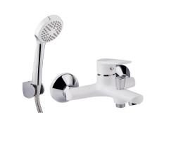 Змішувач для ванни Qtap Polaris WHI 006
