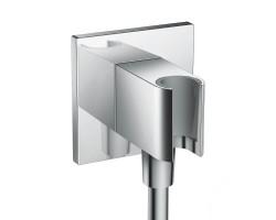 Підключення для шланга Hansgrohe Fixfit Porter Square 26486000