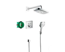 Душова система Hansgrohe Raindance Select E 27296000