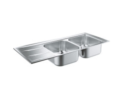 Кухонна мийка Grohe Sink K400 31587SD0