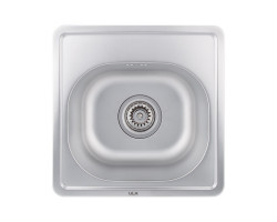 Кухонна мийка ULA 7706 U Satin (ULA7706SAT08)