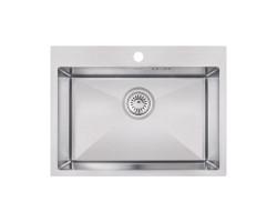 Кухонна мийка Imperial Handmade D5843 2.7/1.0 мм (IMPD5843H10)