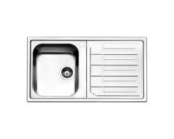 Кухонна мийка Apell Melodia MLE861IRBC Brushed