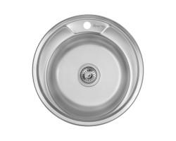 Кухонна мийка Imperial 490-A Micro Decor (IMP490A06DEC160)