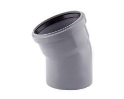 Коліно PPR каналізаційне TA Sewage 110, 30°