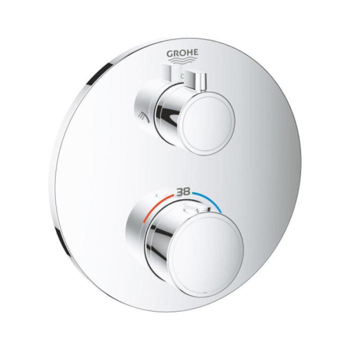 Зовнішня частина термостатичного змішувача для душу Grohe Grohtherm 24076000 для двох споживачів