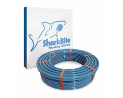 Труба PE-RT SharkBite EVOH BLUE 16х2 мм, 200 м