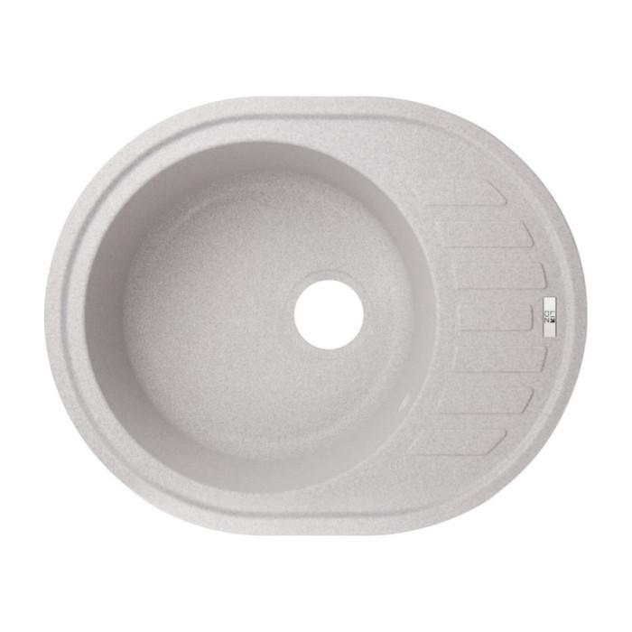 Кухонна мийка Lidz 620x500/200 GRA-09 (LIDZGRA09620500200)