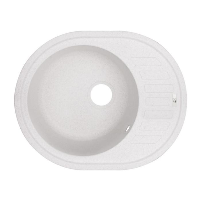 Кухонна мийка Lidz 620x500/200 WHI-01 (LIDZWHI01615500200)