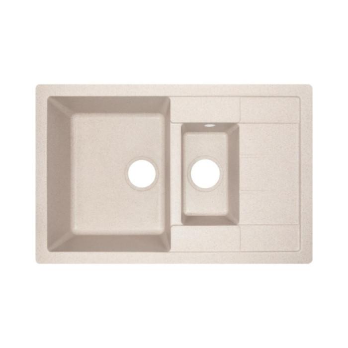 Кухонна мийка Lidz 780x495/200 MAR-07 (LIDZMAR07780495200)
