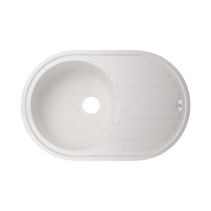 Кухонна мийка Lidz 780x500/200 WHI-01 (LIDZWHI10780500200)