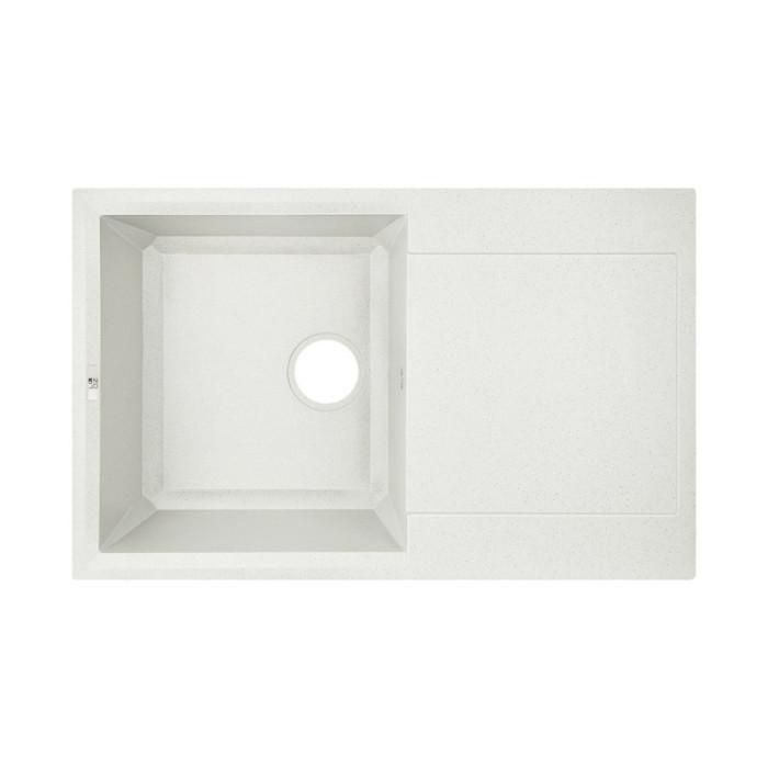 Кухонна мийка Lidz 790x495/230 STO-10 (LIDZМSTO10790495230)